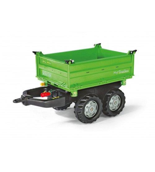 Piekabe traktoriem Rolly Toys rollyMega Trailer 121502
