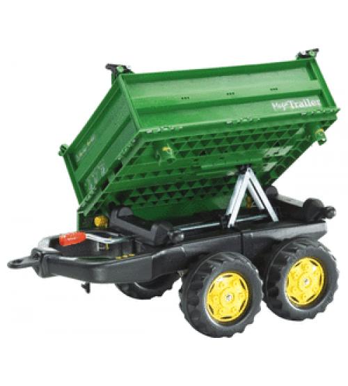 Piekabe traktoriem Rolly Toys rollyMega Trailer 122004