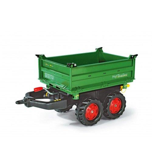 Piekabe traktoriem Rolly Toys rollyMega Trailer  122202