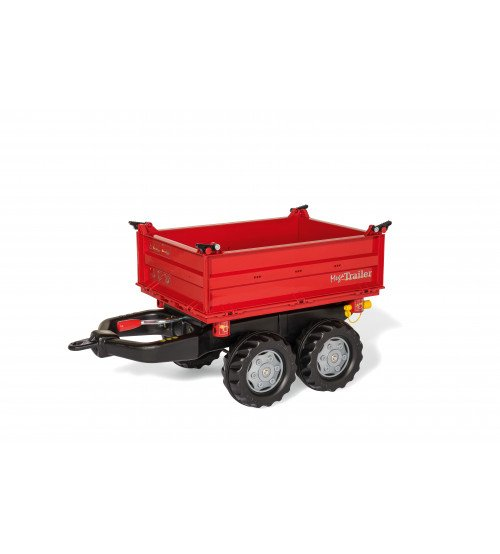Piekabe traktoriem Rolly Toys rollyMega Trailer (3 - 10 gadiem) 123018