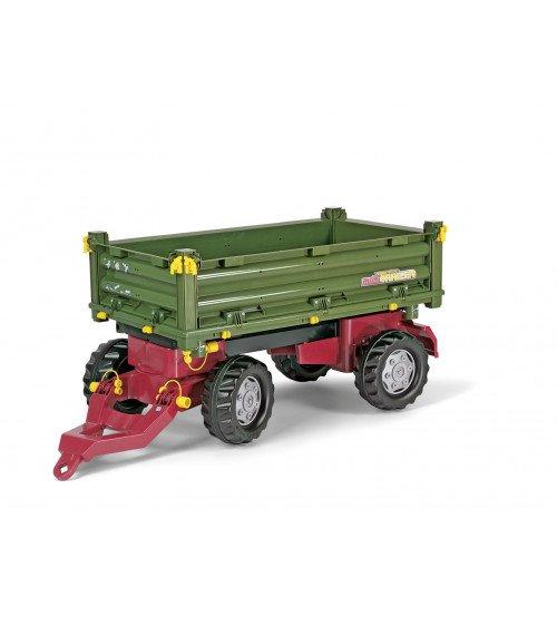 Piekabe traktoriem Rolly Toys rollyMulti Trailer 125005