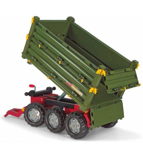 Piekabe traktoriem Rolly Toys rollyMulti Trailer (3 - 10 gadiem) 125012
