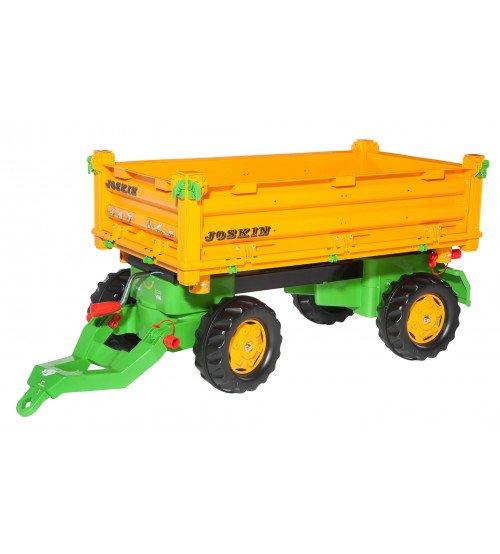 Piekabe traktoriem Rolly Toys rollyMulti Trailer Joskin (3 - 10 gadiem) 123209