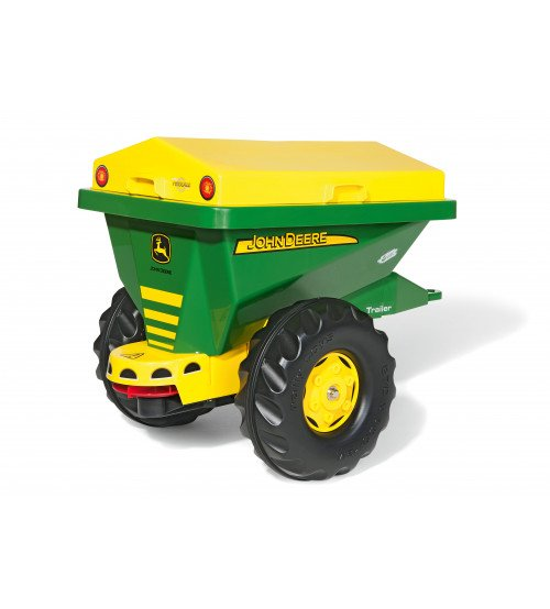Piekabe traktoriem Rolly Toys rollyStreumax John Deere 125111