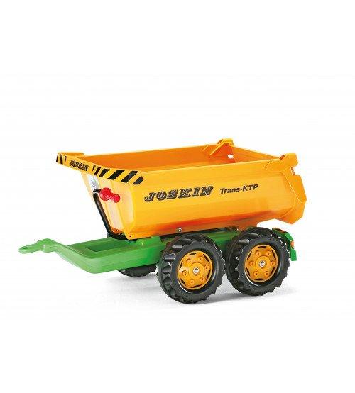 Piekabe traktoriem rollyHalfpipe Joskin 122264 Vācija