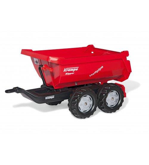 Piekabe traktoriem rollyHalfpipe Krampe 123230 Vācija