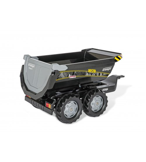 Piekabe traktoriem rollyHalfpipe Krampe 123261 Vācija