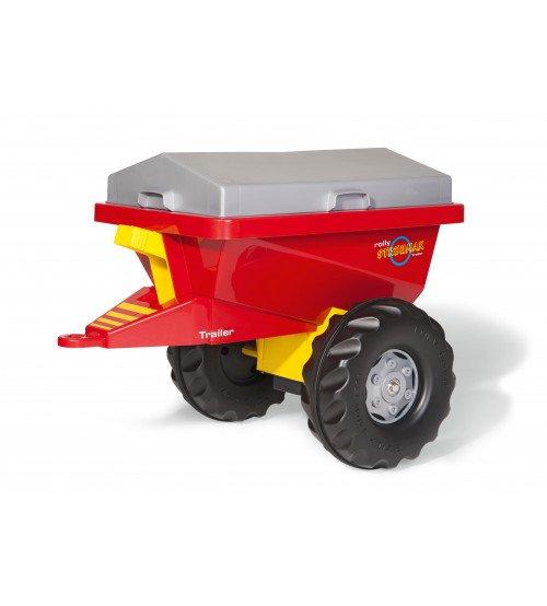 Piekabe traktoriem rollyStreumax 125128 Vācija