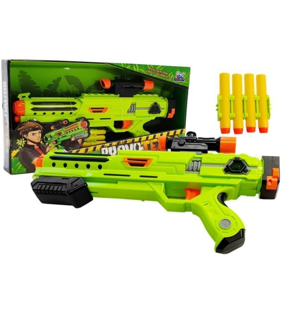 Pistole ar mīkstām patronām 2378