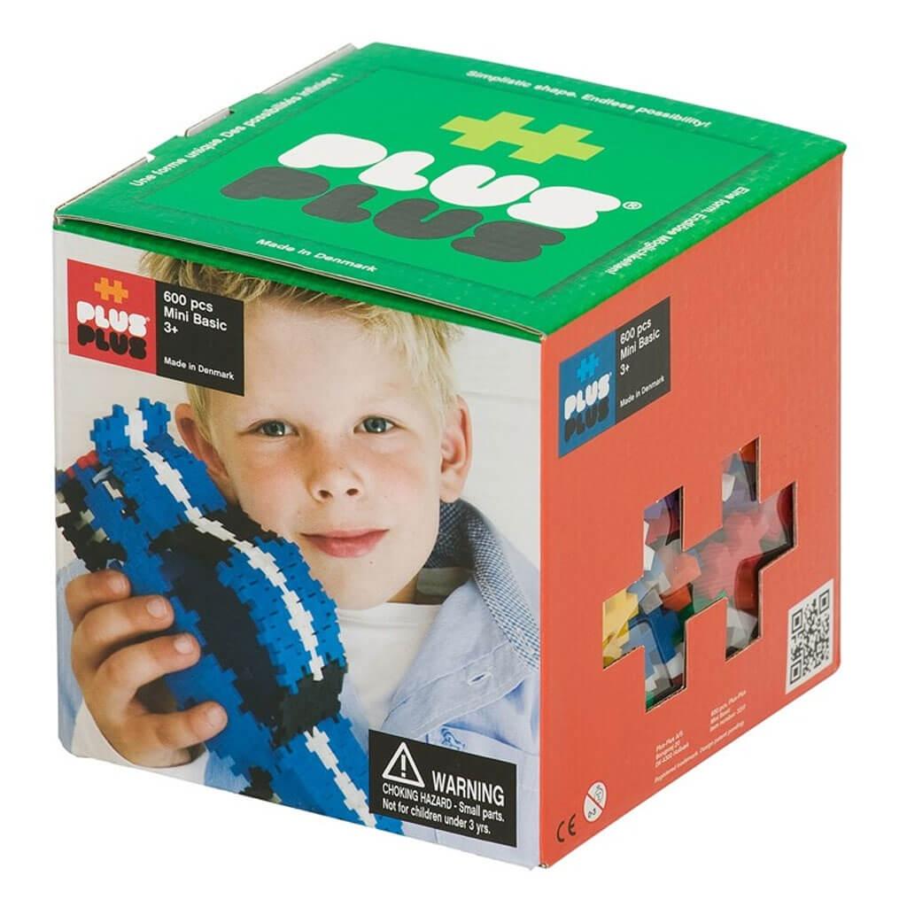 Plus Mini Basic Konstruktors 600 gab
