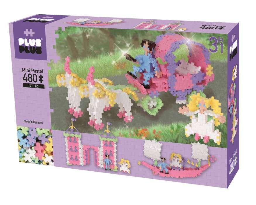 Plus Mini Basic Princess Konstruktors 480 gab