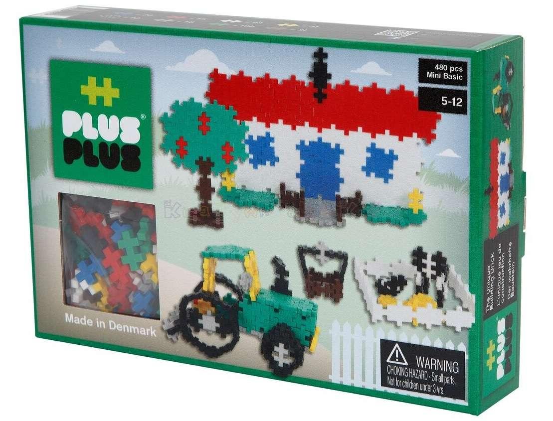 Plus Mini Farm Konstruktors 480 gab