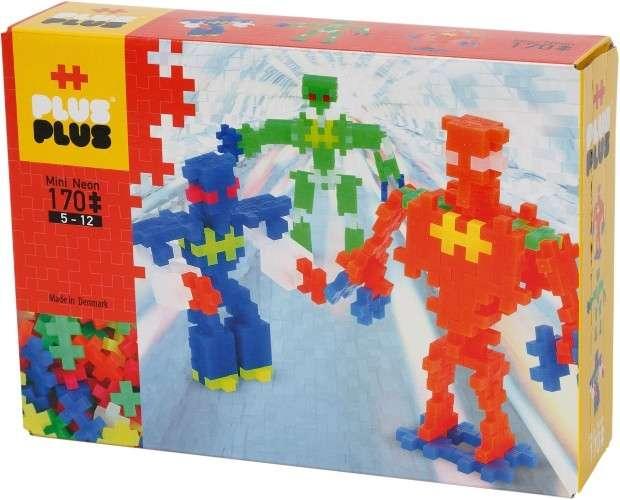 Plus Mini Robots Konstruktors 170 gab