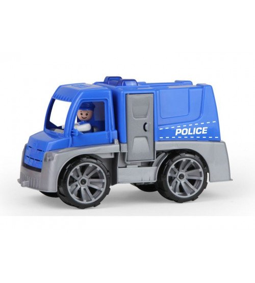 Policijas mašīna ar cilvēciņu Truxx 29 cm Čehija L04445