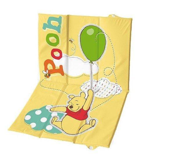 Prima Baby Wickelunterlage Winnie the Pooh Vanille Ceļojuma matracis