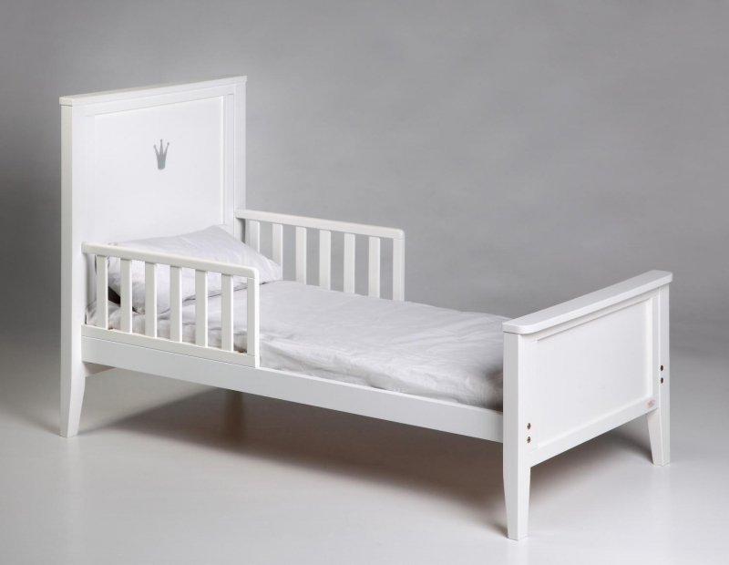Pusaudžu gulta TROLL Royal White TDB-RY0360