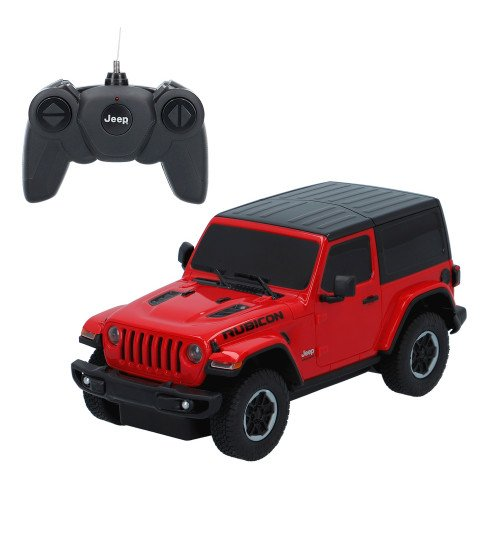 Radio vadāmā mašīna Jeep Wrangler JL Rastar CB46363