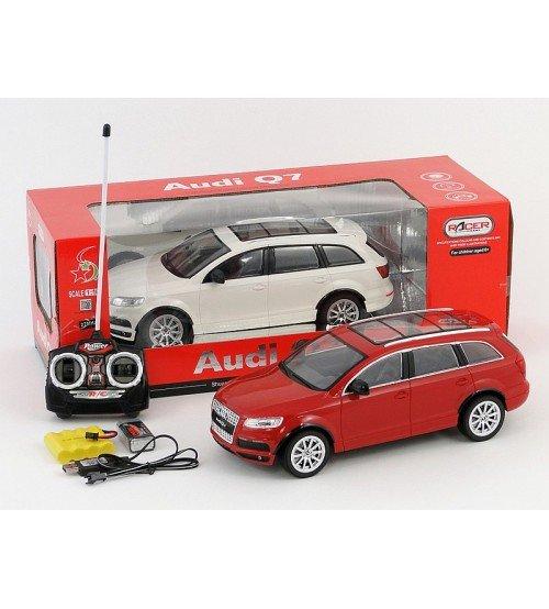Radiovadāmā mašīna Audi Q7 1:16 419865 6+