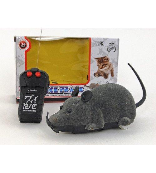 Radiovadāmā pele 360 grad. rotējoša 13 cm 503274