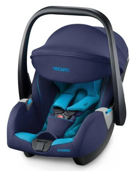 Recaro Guardia Xenon blue Bērnu autosēdeklis 0-13 kg
