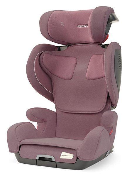 Recaro Mako Elite 2 I-Size Prime Pale Rose Bērnu autosēdeklis 15-36 kg