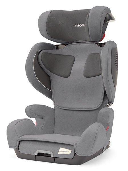 Recaro Mako Elite 2 I-Size Prime Silent Grey Bērnu autosēdeklis 15-36 kg