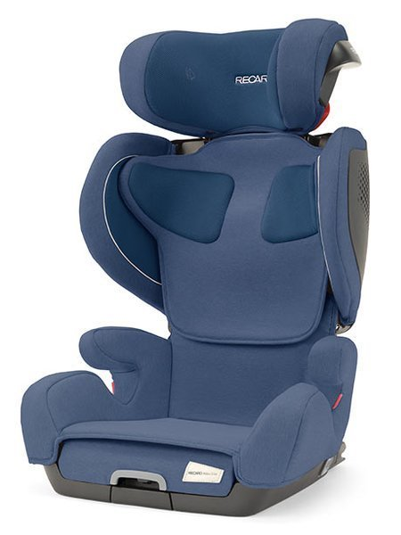 Recaro Mako Elite 2 I-Size Prime Sky Blue Bērnu autosēdeklis 15-36 kg