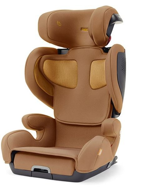 Recaro Mako Elite 2 I-Size Select Sweet Curry Bērnu autosēdeklis 15-36 kg
