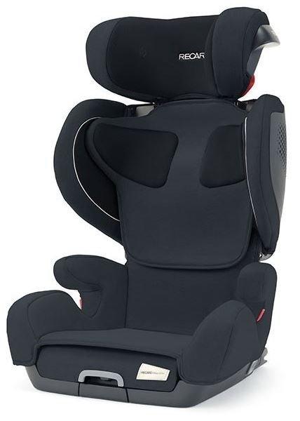 Recaro Mako Elite Prime Mat Black Bērnu autosēdeklis 15-36 kg
