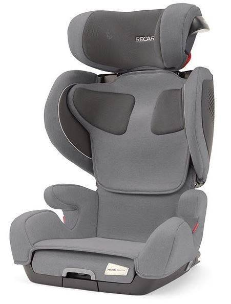 Recaro Mako Elite Prime Silent Grey Bērnu autosēdeklis 15-36 kg