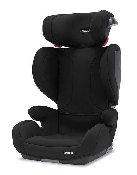 Recaro Mako I-Size Core Deep Black Bērnu autosēdeklis 15-36 kg