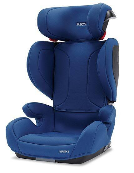 Recaro Mako I-Size Core Energy Blue Bērnu autosēdeklis 15-36 kg