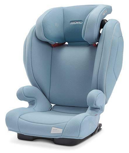 Recaro Monza Nova 2 Seatfix Prime Frozen Blue Bērnu autosēdeklis 15-36 kg