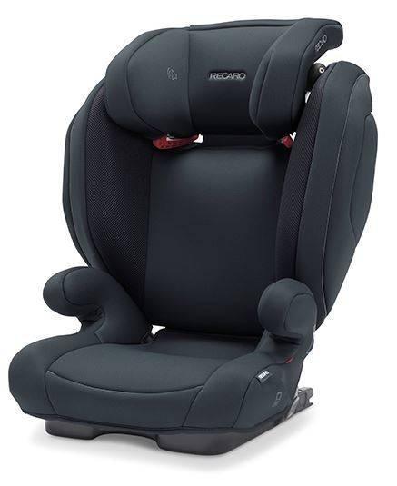 Recaro Monza Nova 2 Seatfix Select Night Black Bērnu autosēdeklis 15-36 kg