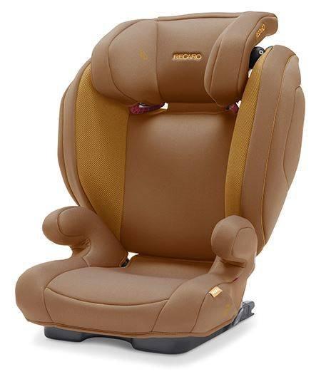 Recaro Monza Nova 2 Seatfix Select Sweet Curry Bērnu autosēdeklis 15-36 kg