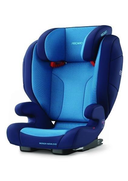Recaro Monza Nova Evo Seatfix Core Xenon Blue Bērnu autosēdeklis 15-36 kg