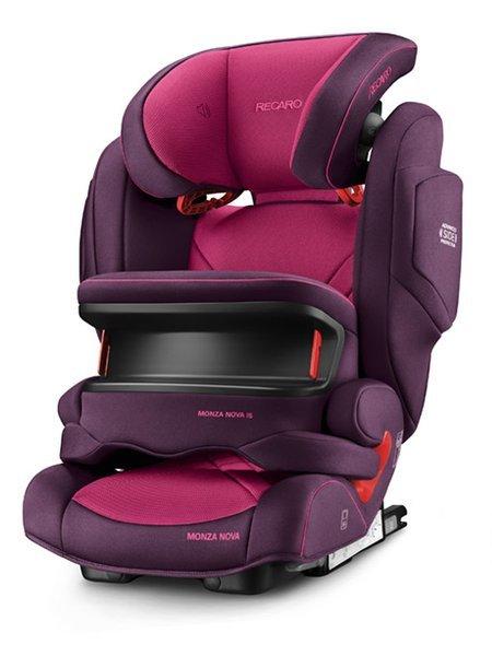 Recaro Monza Nova Is Core Power Berry Bērnu autosēdeklis 9-36 kg