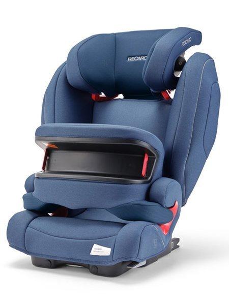 Recaro Monza Nova Is Prime Sky Blue Bērnu autosēdeklis 9-36 kg