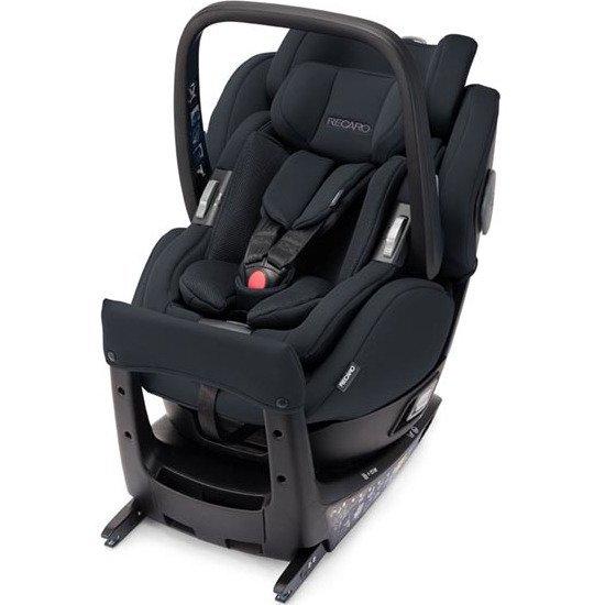 Recaro Salia Elite Select Night Black Bērnu autosēdeklis 0-18 kg