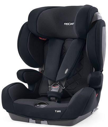 Recaro Tian Core Performance Black Bērnu autosēdeklis 9-36 kg