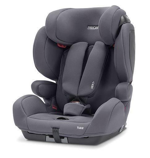 Recaro Tian Core Simply Grey Bērnu autosēdeklis 9-36 kg