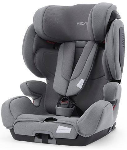 Recaro Tian Elite Prime Silent Grey Bērnu autosēdeklis 9-36 kg