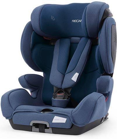 Recaro Tian Elite Prime Sky Blue Bērnu autosēdeklis 9-36 kg
