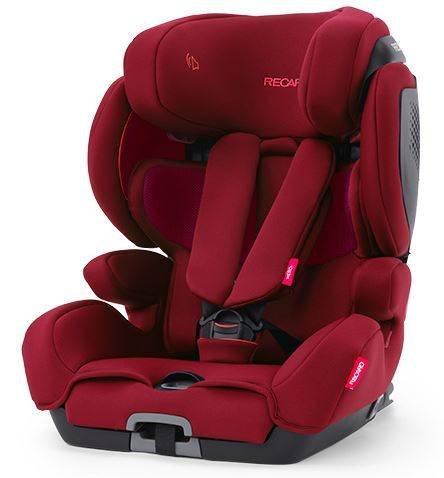 Recaro Tian Elite Select Garnet Red Bērnu autosēdeklis 9-36 kg