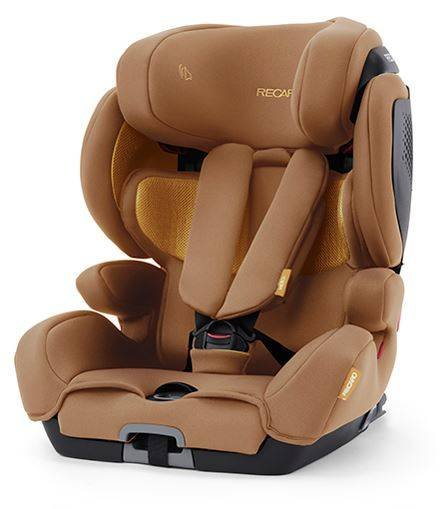 Recaro Tian Elite Select Sweet Curry Bērnu autosēdeklis 9-36 kg
