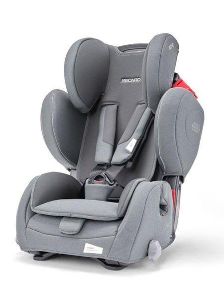 Recaro Young Sport Hero Prime Silent Grey Bērnu autosēdeklis 9-36 kg