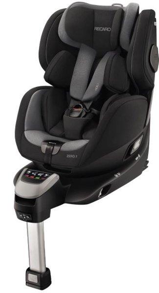 Recaro Zero.1 i-Size Carbon black Bērnu autosēdeklis 0-18 kg