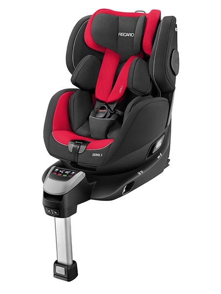 Recaro Zero.1 i-Size Racing Red Bērnu autosēdeklis 0-18 kg