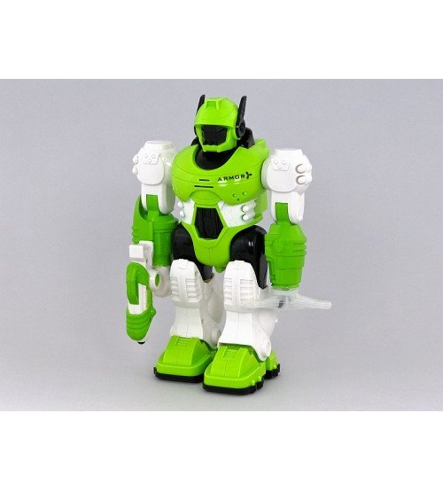 Robots staigojošs ar skaņu un gaismu 23 cm 498907