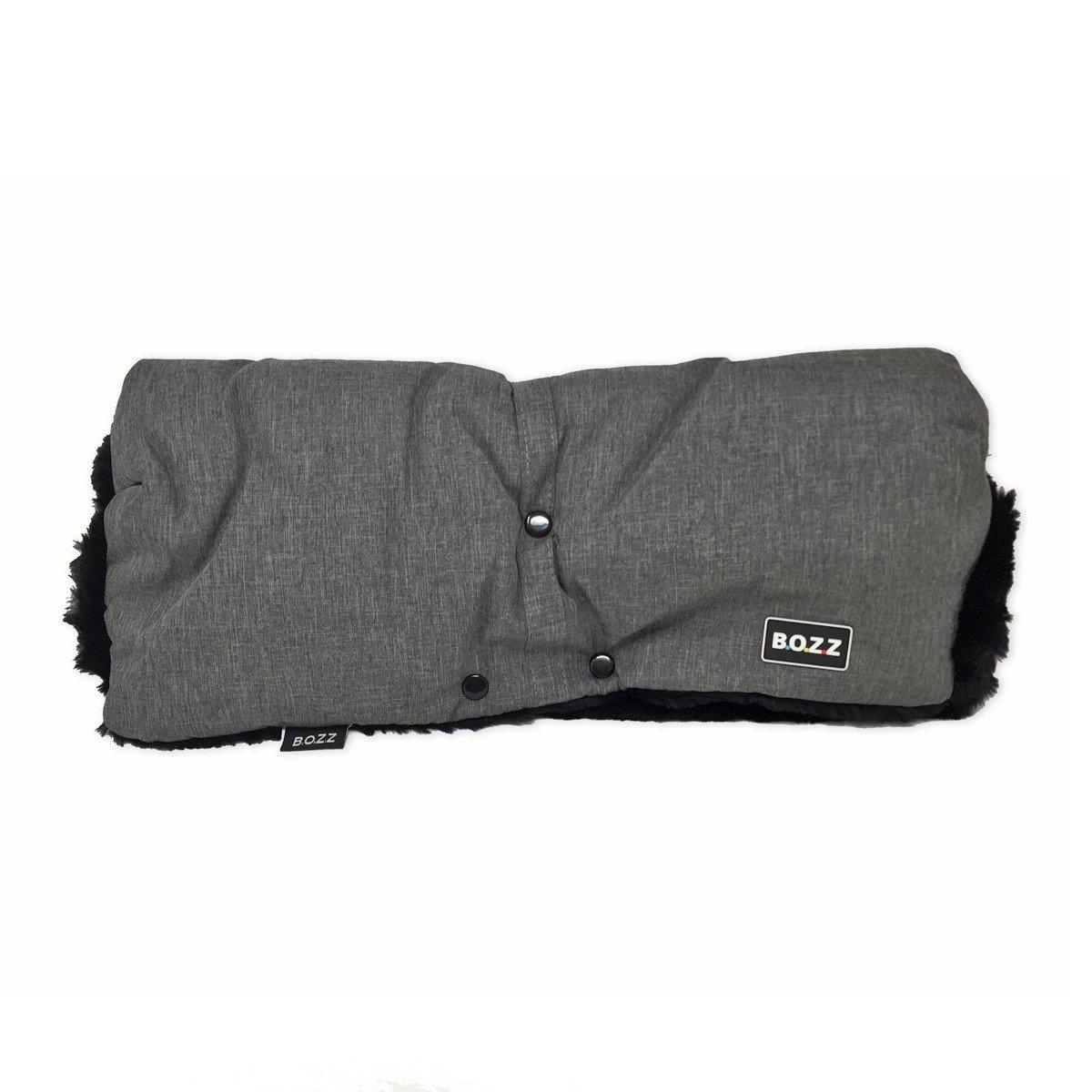 Roku Mufta Bozz HandMuff grey melange 60-159-16